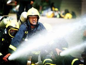 护航G20 浙江浦江举办村级志愿队消防大比武