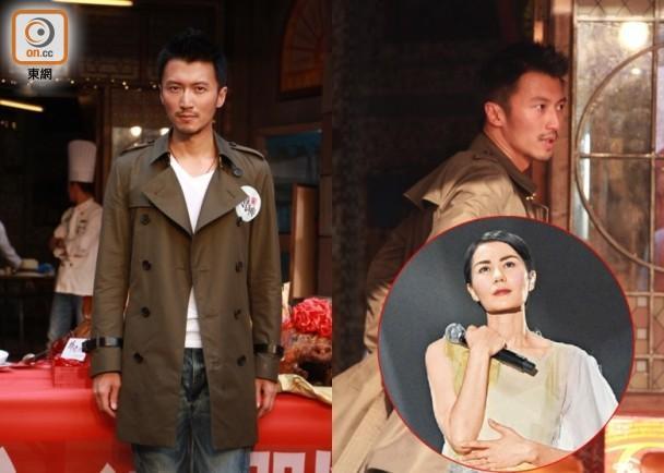 谢霆锋不愿谈张柏芝母子 关注王菲女儿新专辑