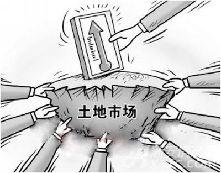 8月杭城土地供应量减少挂牌三宗地块 总起拍价49.9亿元
