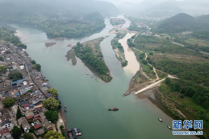 浙江:在长江经济带建设中发挥生态文明建设示范区作用
