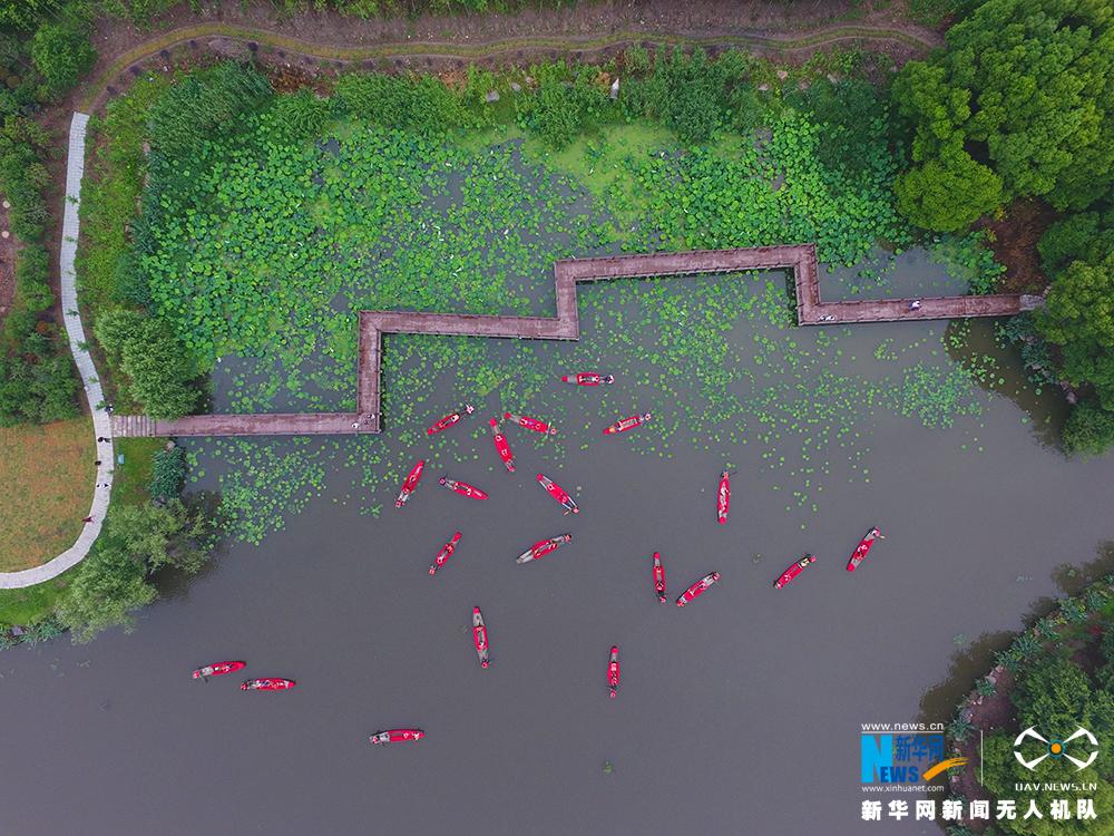 钟管镇首届乡村旅游文化节在浙江德清举行